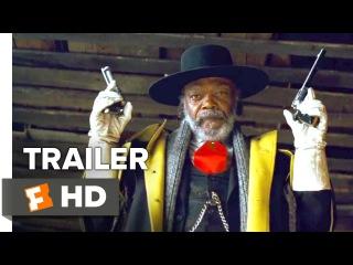 Вышел новый трейлер «Омерзительной восьмерки»   The Hateful Eight Official Trailer #1 (2015) - Samuel L. Jackson, Kurt Russell M