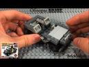 LEGO Brickmania US Army Jeep /Брикмания Американский джип (Самоделка)