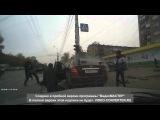 Встреча со столбом - ДТП в Новосибирске 30.09.2015 группа: http://vk.com/avtooko сайт: http://avtoregik.ru Предупрежден значит в