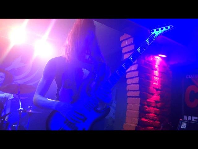 Dante Аspiration To Live Стремление Жить Encore Live at Barvy club Kiev 11 09 2015