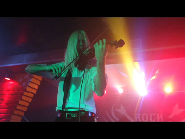 Dante Аspiration To Live Стремление Жить Live at Barvy club Kiev 11 09 2015