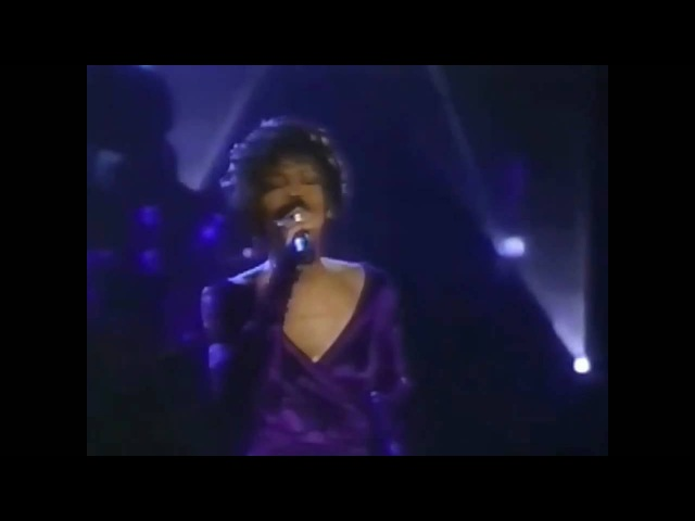 Whitney Houston - All The Man That I Need (Live at Arsenio Hall) (Digital clear) (Hi-Fi)