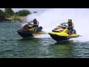 Незабываемое лето с гидроциклами BRP Sea-Doo