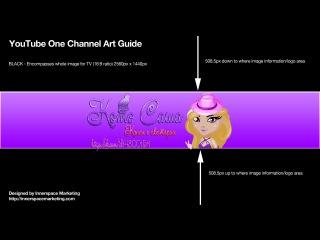 Как сделать баннер для youtube?\Как сделать обложку для канала на youtube?\Котэ Саша