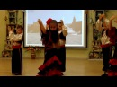 Танец в детском саду, 8 марта