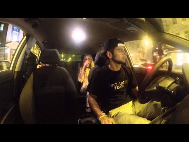 Правильный таксист Just Archi
