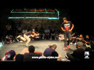 Dedson vs Kefton | Quarter Final Ghetto Style Fusion Concept