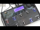TC Helicon VoiceLive 3 Extreme Demo Vocal Guitar Processor at Musikmesse 2015