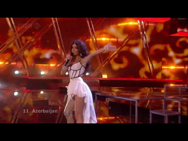 [HD] Aysel Arash - Always (Eurovision Song Contest 2009) lyrics Azerbaijan