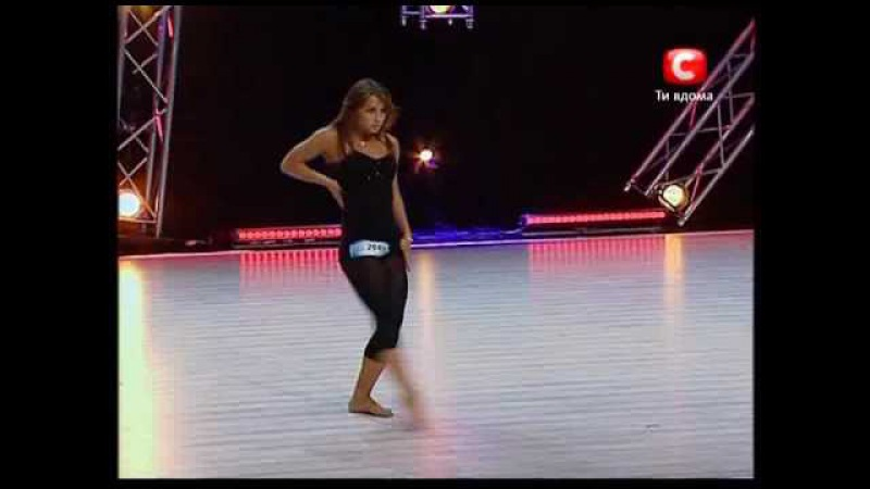 Танцуют Все 2 Илона Гвоздёва SYTYCD Ukraine 2nd season