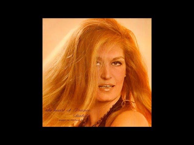 Dalida sings in Italian for you (1973) [Full Album]