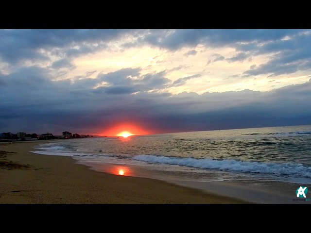 Relax and Sleep: Nature Ocean sounds to beat Insomnia. Deep Relaxation and Meditation