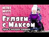 ✿ Гуляем с Максом Идем в Магазин Игрушек #MiniMiss