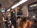Лучше приколы метро в Голландии укуреные смех и истерия