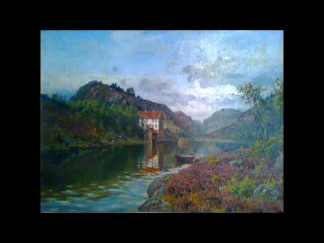 Edvard Grieg: Peer Gynt Suite No.1