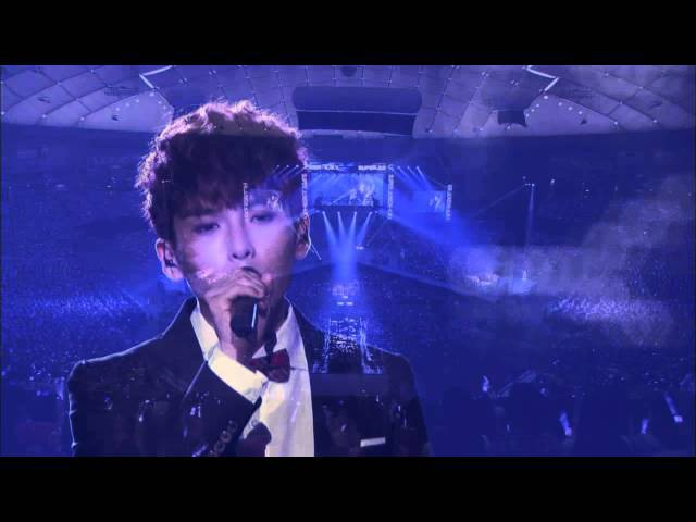 【TVPP】 Super Junior K.R.Y - Sorry Sorry Answer, 슈퍼주니어 K.R.Y - 쏘리쏘리 앤써 @SM Town Live in Tokyo