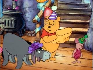 Винни Пух.Дисней.День рождения Тигры