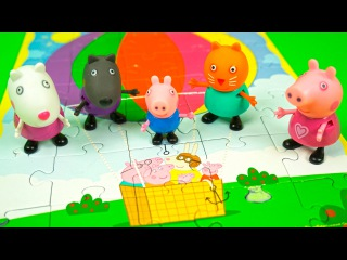 Игры Свинка Пеппа играть онлайн бесплатно на 146