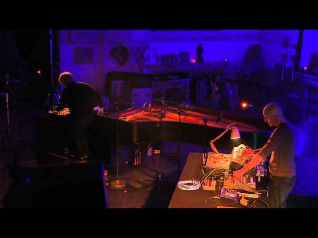 Ryuichi Sakamoto Taylor Deupree - St John's Sessions x Boiler Room Live Set (2013)