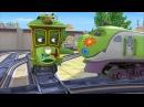 Чаггингтон: Веселые паровозики из Чаггингтона. Все серии подряд Все серии подряд (Сборник 6)