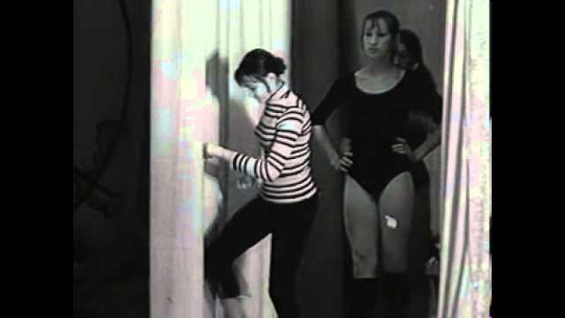 Танцует Надя Павлова 1975