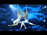Amazing Chinese 2015 - Tim &amp Taisia Straps Aerial Acrobat