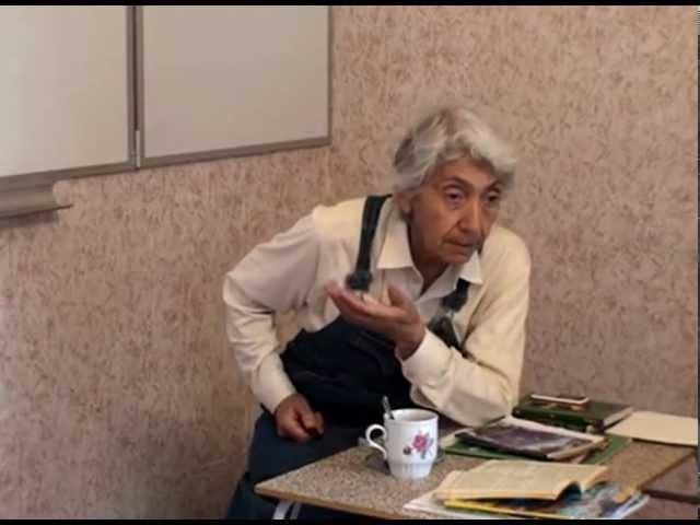 1 М В Оганян большая лекция Одинцово 2010