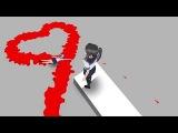 (한글자막,bgm) 얀데레 시뮬레이션 : 토막시체 처리&얀데레 미터