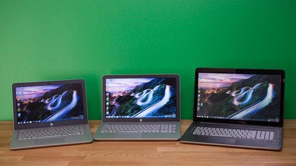 3 модели ноутбуков Envy от HP