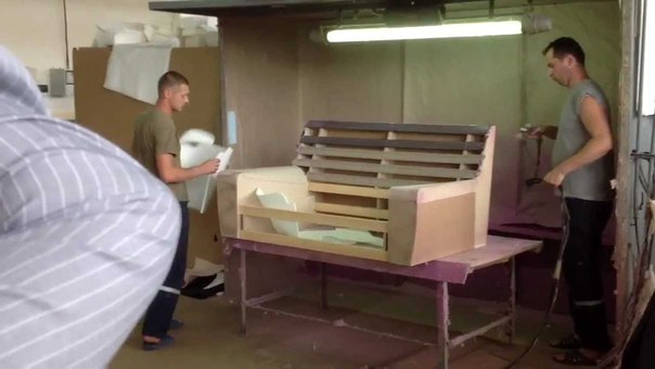 Мягкая мебель онлайн видео