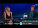 9 июля — Дженнифер, Джош и Лиам на ТВ-шоу «Conan» (русские субтитры)