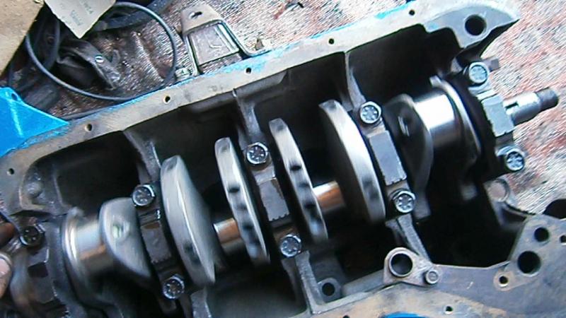 Мотор бешенной копейки