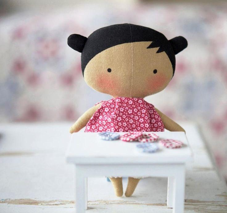 новая кукла тильда