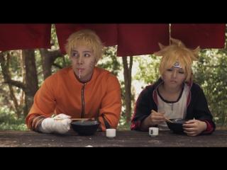 Короткий Фильм Боруто! Наруто Узумаки против Боруто Узумаки! [Русские субтитры]