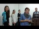 """Речевой тренинг """"Открой рот"""" тренинг ведёт: Анна Карелина. Севастополь 10.12.2015 года"""