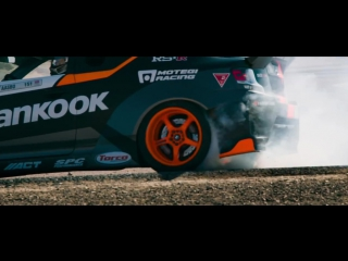 #DreamrideLA_ Fredric Aasbo and the Papadakis Racing Scion tC in Los Angeles