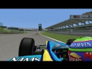 RFactor F1 XRC 2002 Onboard Lap Malaysia by Denis Zhurenkov