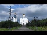 Мурманский маяк. Мемориальный комплекс морякам, погибшим в мирное время.