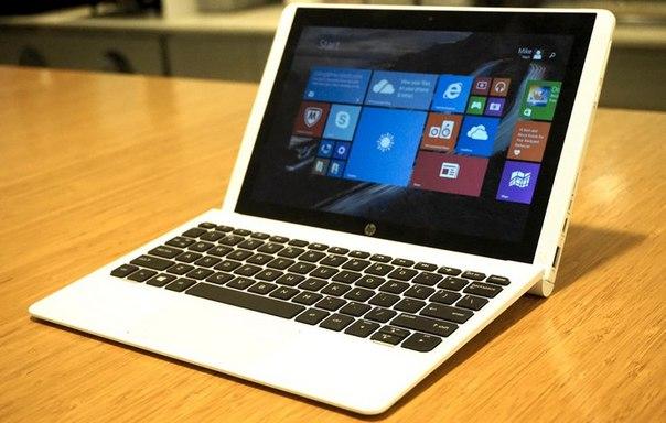 Гибридный ноутбук HP Pavilion x2