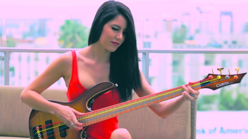 Anna Sentina - Shape Of My Heart (Sting Cover)