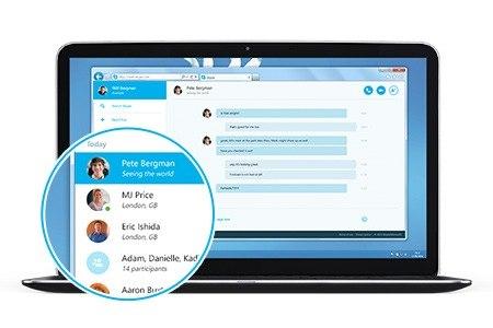 Состоялся глобальный запуск веб-версии Skype