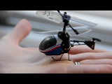 Nano Falcon By Silverlit, The World's Smallest RC Helicopter. Full Review