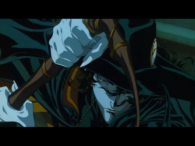 Vampire Hunter D Bloodlust / D Жажда крови 2000