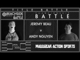 Beachside Bar-B-Que Battle | Andy Nguyen v Jeremy Beau