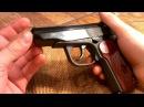 Травматический пистолет ИЖ 6П42-9 и Тюнинг Вепря 7,62х54