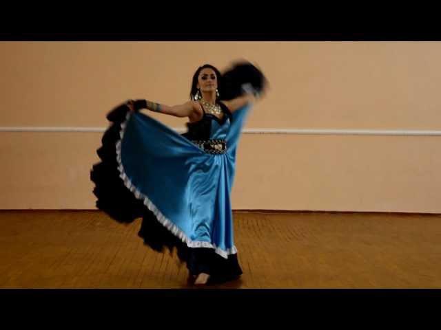 Цыганский танец Соло Натальи Кулишенко