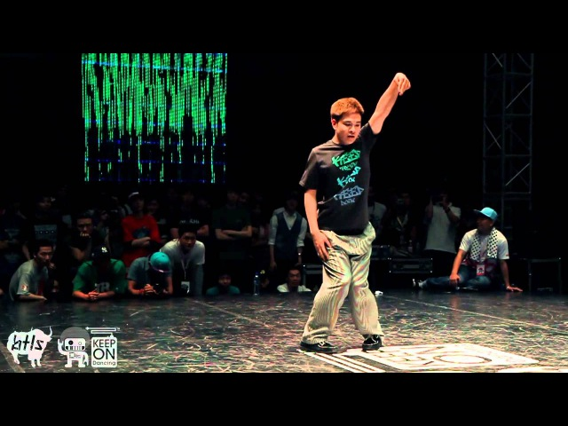 Kite (Japan) vs Hozin (Korea) | POPPING Semi Final | KOD 7 Beijing, China