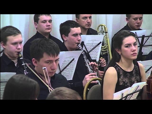 С. Рахманинов Концерт №2 для фортепиано с оркестром