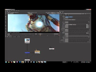 NUKE Tutorial - Lens Flares, no additional plugins required!