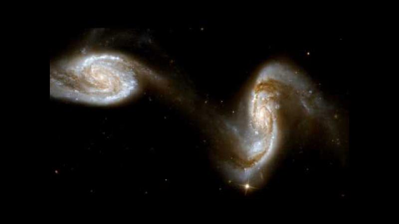 Hubblecast 16 Галактики в бешенстве